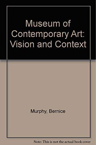 Museum Of Contemporary Art: Vision & Context (MCA): Murphy, Bernice