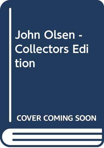 9789768097217: John Olsen - Collectors Edition