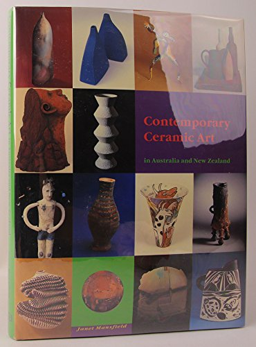 Contemporary Ceramic Art in Australia and New Zealand