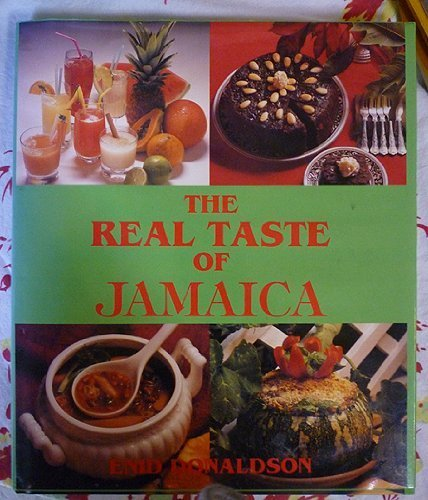 9789768100214: The Real Taste of Jamaica
