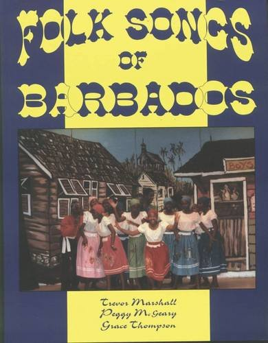 9789768100658: Folk Songs of Barbados