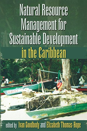 Natural Resources Management for Sustainable Development in the Caribbean (Paperback)