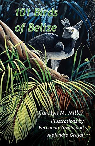 101 Birds of Belize: Miller, Carolyn M.