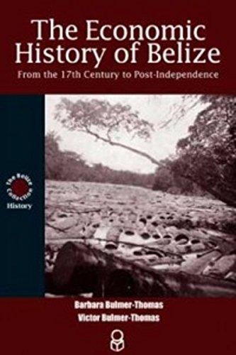 9789768161390: The Economic History of Belize