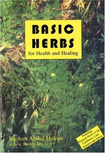9789768166029: Basic Herbs for Health and Healing