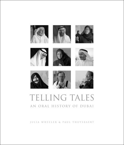 Telling Tales : An Oral History of: Julia Wheeler