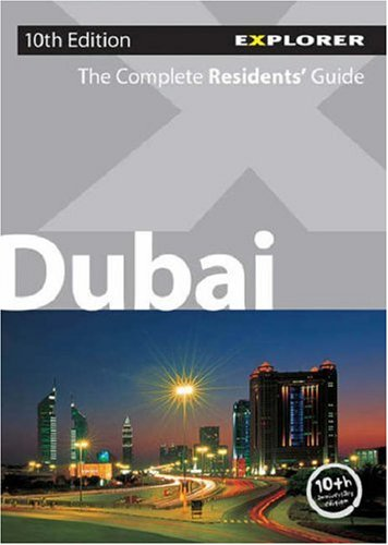 9789768182760: Dubai Complete Residents' Guide