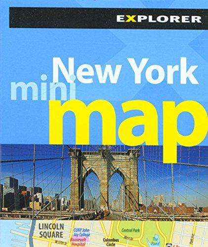 New York Mini Map: Explorer Group