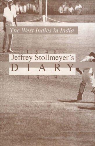 9789768185259: Jeffrey Stollmeyer Diary