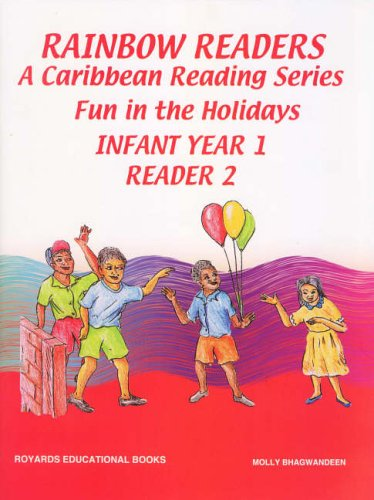 9789768185327: Rainbow Readers: Infant Year 1 Reader 2