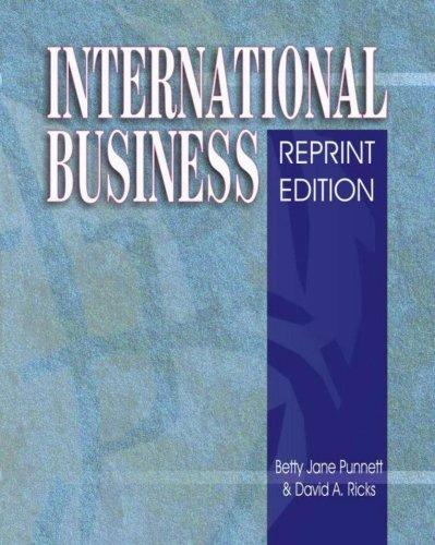 9789768189080: International Business