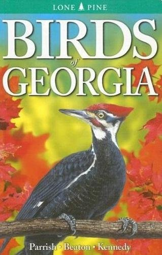 Birds of Georgia: John Jr. Parrish;