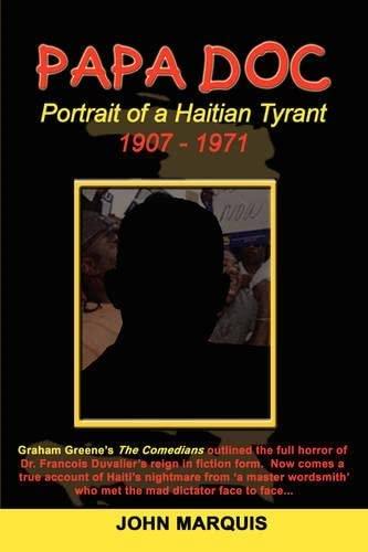 9789768202499: Papa Doc: Portrait of a Haitian Tyrant