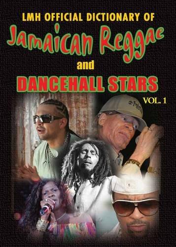 9789768202581: LMH Official Dictionary of Jamaican Reggae & Dancehall Stars