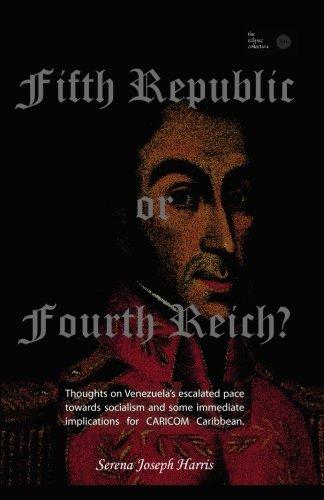 9789768223395: Fifth Republic or Fourth Reich?