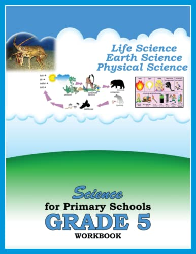 Science for Primary Schools grade 5 workbook