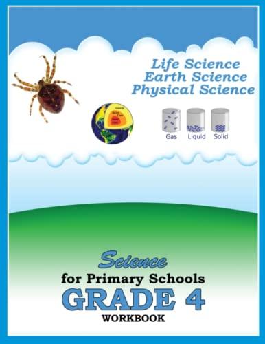 Science for Primary Schools grade 4 Workbook
