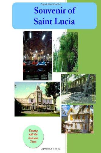 9789769507104: Souvenir of Saint Lucia