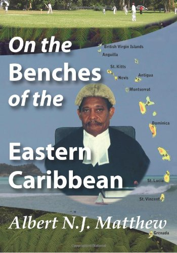 9789769510050: On the Benches of the Eastern Caribbean