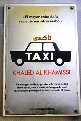 9789770916834: TAXI (�rabe)