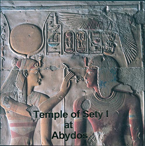9789771749318: Temple of Sety I: Abydos (Bk. I)