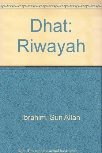 9789772390274: Dhāt: Riwāyah (Arabic Edition)