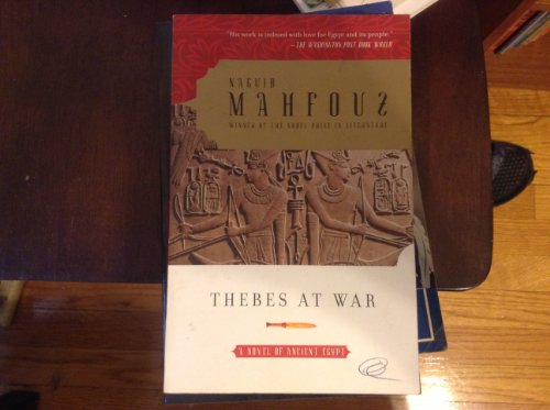 9789774160318: Thebes at War