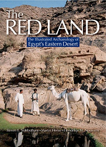 9789774160943: The Red Land: The Illustrated Archaeology of Egypt's Eastern Desert