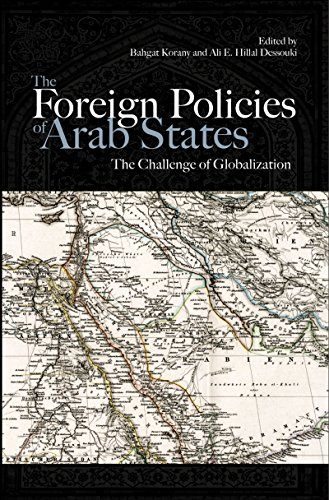 9789774161971: The Foreign Policies of Arab States: The Challenge of Globalization