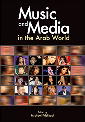 9789774162930: Music and Media in the Arab World