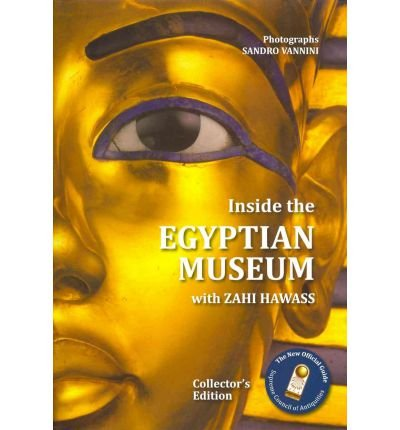 9789774163722: Inside the Egyptian Museum: Visitor's Guide