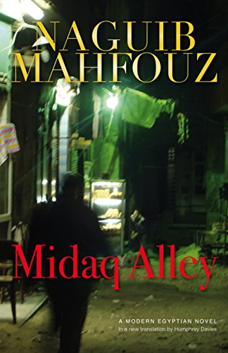 9789774164835: Midaq Alley: A New Translation (Modern Arabic Literature (Hardcover))