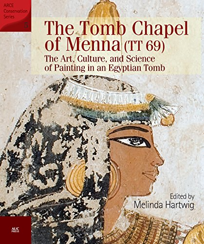 9789774165863: The Tomb Chapel of Menna: The Art, Culture, and Science of Painting in an Egyptian Tomb