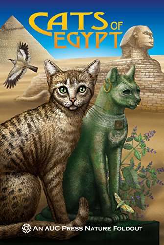 9789774166754: Cats of Egypt: An Auc Press Nature Foldout