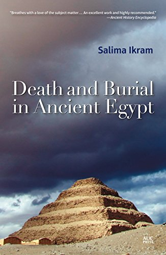 9789774166877: Death and Burial in Ancient Egypt