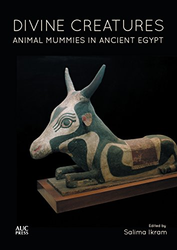 9789774166969: Divine Creatures: Animal Mummies in Ancient Egypt