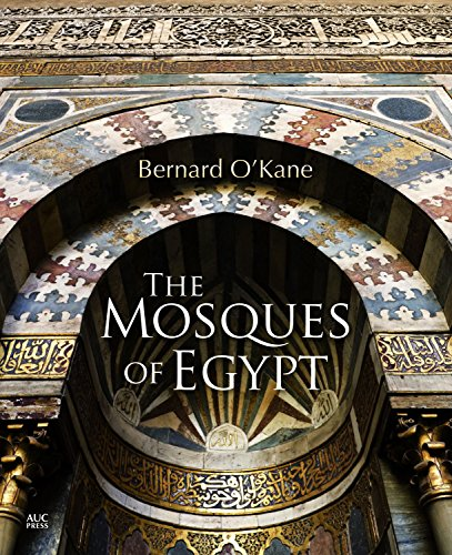 9789774167324: The Mosques of Egypt