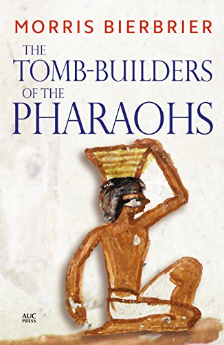 9789774167461: Tomb-Builders of the Pharaohs