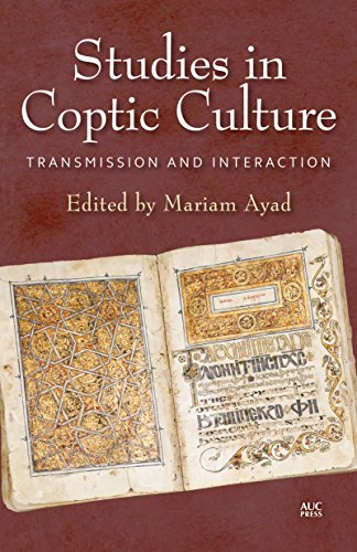 9789774167508: Studies in Coptic Culture: Transmission and Interaction