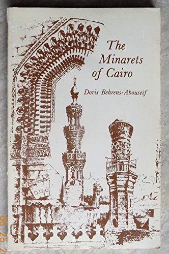 9789774240355: Minarets of Cairo