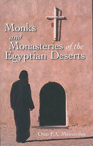 9789774241888: Monks & Monasteries of the Egyptian Desert
