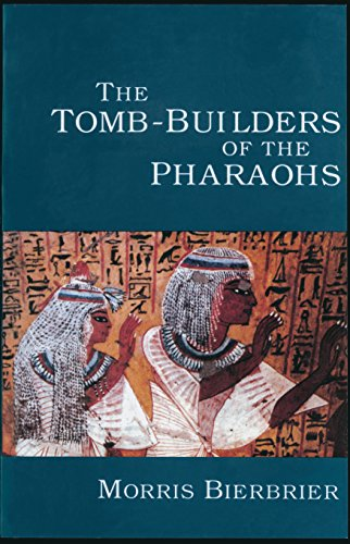 9789774242106: Tomb Builders of the Pharaohs