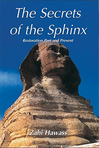 9789774244926: The Secrets of the Sphinx: Restoration Past and Present (English and Arabic Edition)