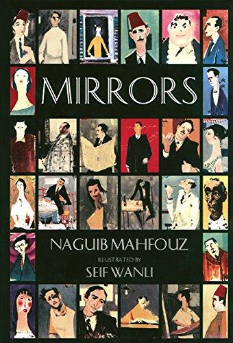 Mirrors (Paperback): Naguib Mahfouz