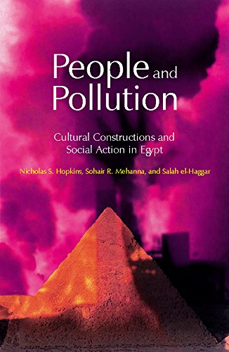 People and Pollution: Cultural Constructions and Social Action in Egypt.: Hopkins, Nicholas S.