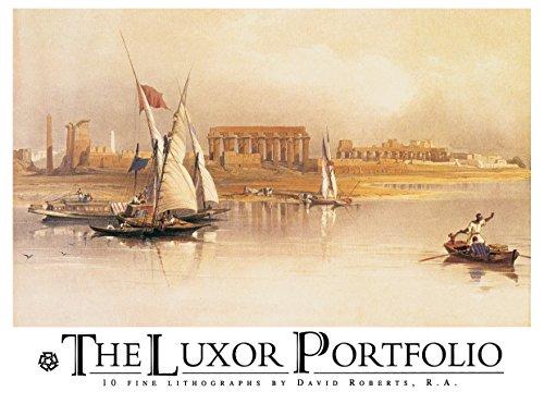 Luxor Portfolio (9789774246210) by David Roberts