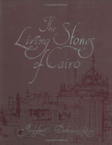 9789774246326: Living Stones of Cairo