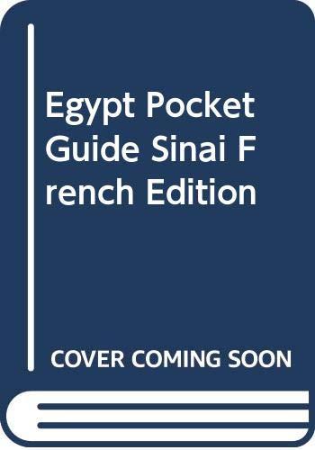 9789774247408: Sinai