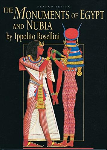 Monuments of Egypt and Nubia: Serino, Franco & Ippolito Rosellini