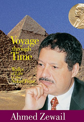9789774248436: Voyage Through Time: Walks of Life to the Nobel Prize